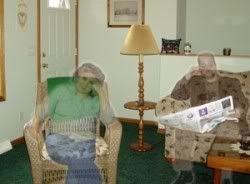 Suburban Home Haunted By Really Boring Ghosts Onion_news396_article