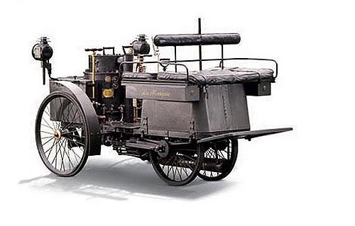 O Carro mais Antigo do Mundo Carro