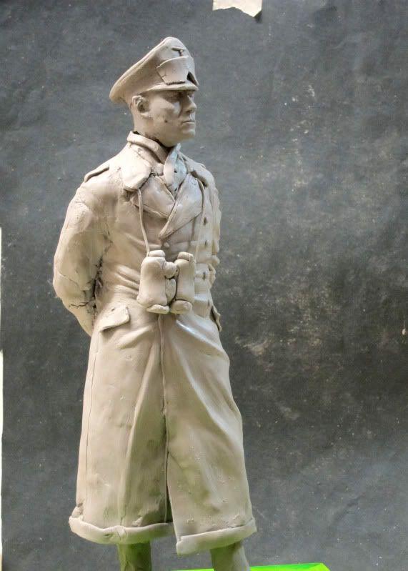 Rommel bust 1/5 6461a7b1