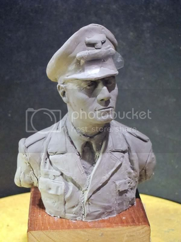 Rommel bust 1/5 IMG_0200