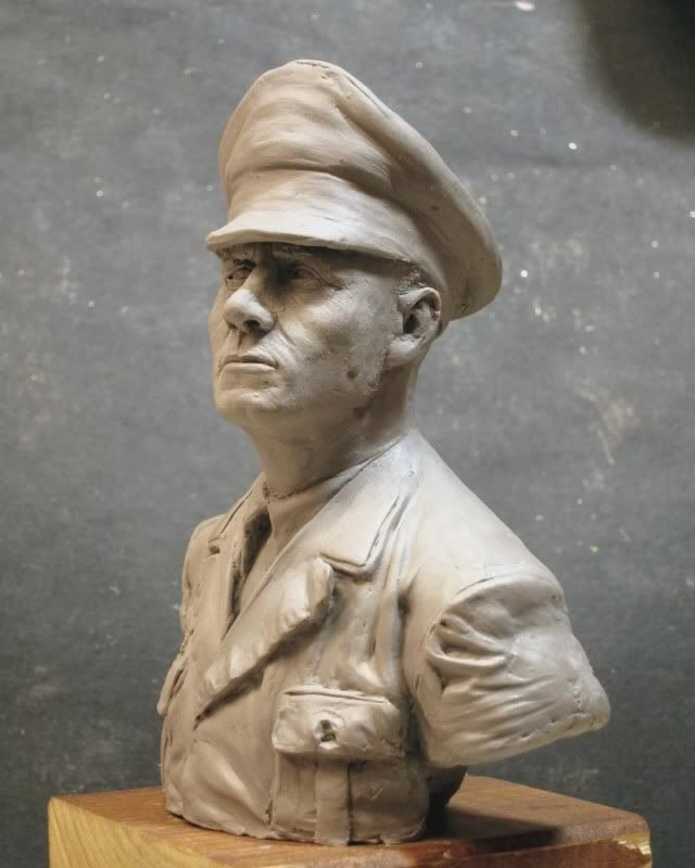 Rommel bust 1/5 IMG_0263