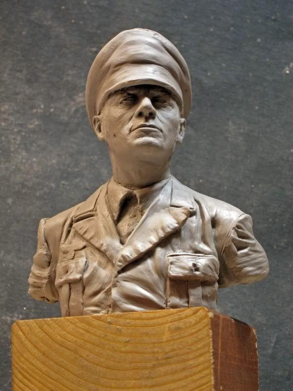 Rommel bust 1/5 IMG_0266