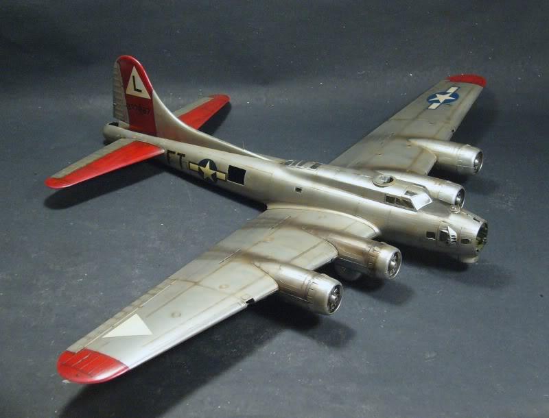 B-17g  1:72 Hasegawa B1