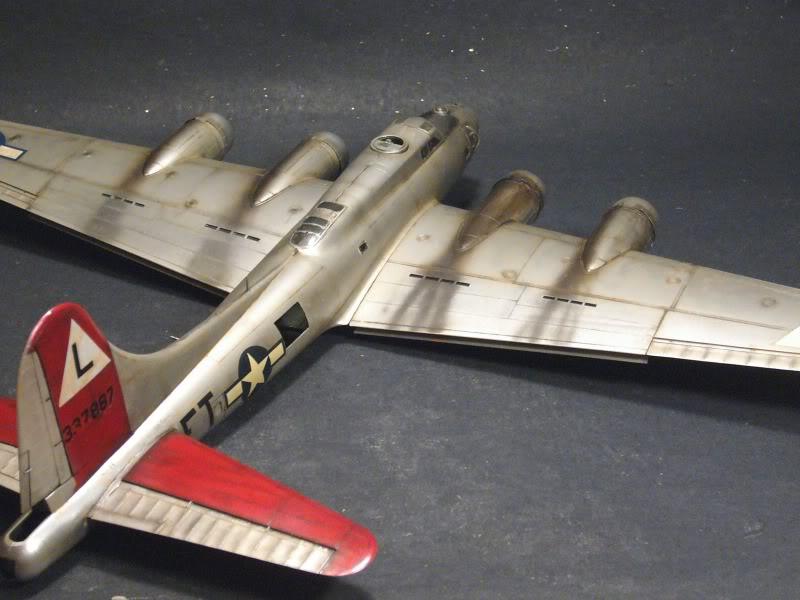 B-17g  1:72 Hasegawa B2