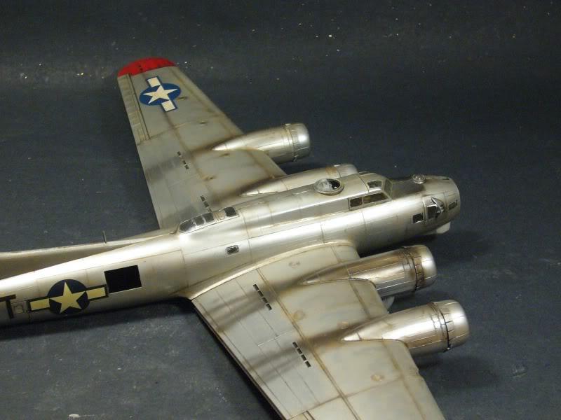 B-17g  1:72 Hasegawa B3