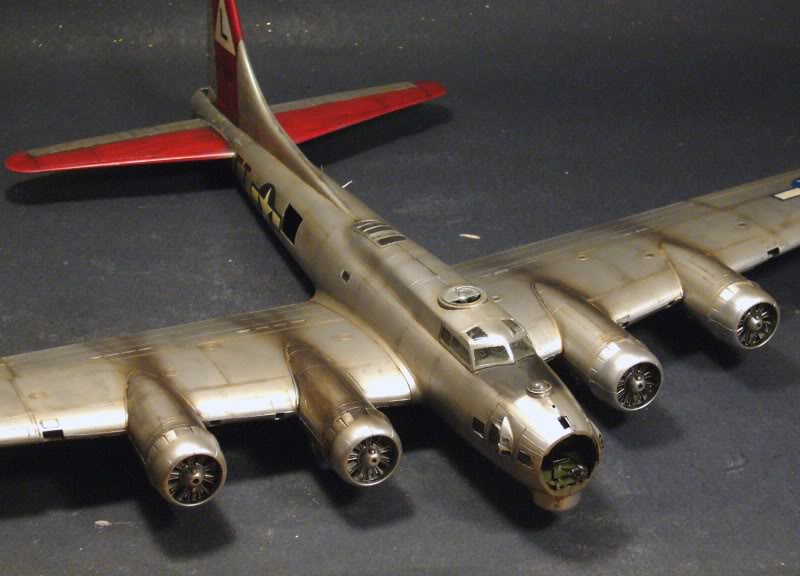 B-17g  1:72 Hasegawa B4