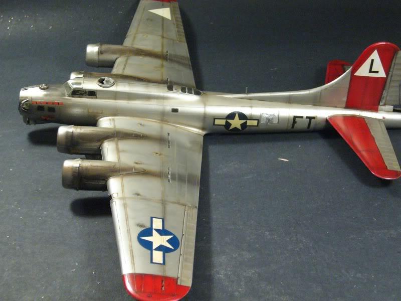 B-17g  1:72 Hasegawa B5