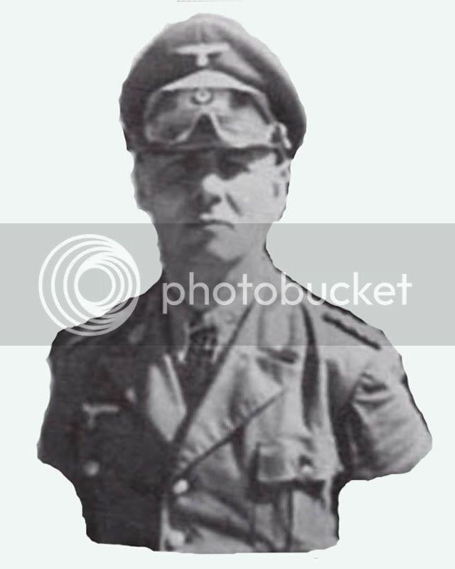 Rommel bust 1/5 Bkb