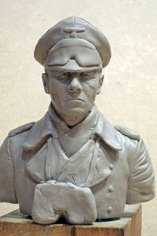 Rommel bust 1/5 - Page 2 D-2