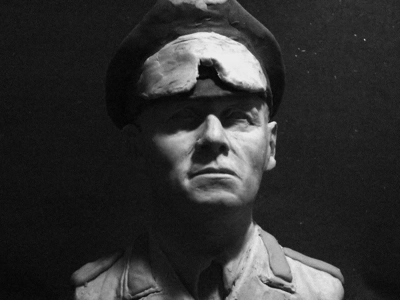 Rommel and Galland studies Lk
