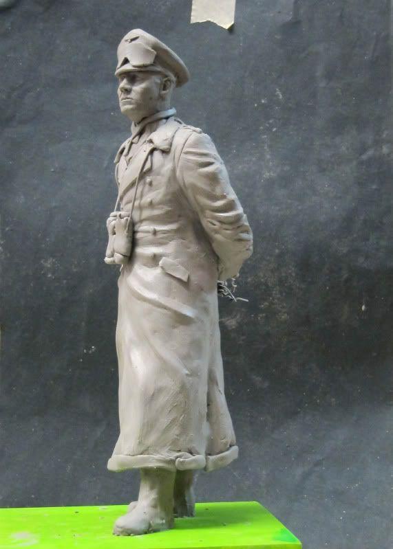 Rommel bust 1/5 Q