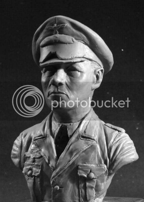 Rommel bust 1/5 R