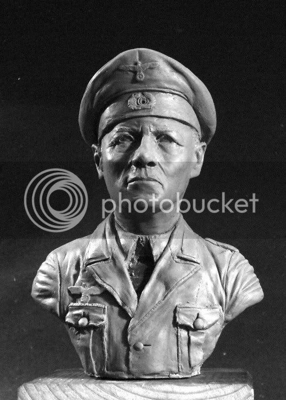 Rommel bust 1/5 R1-1