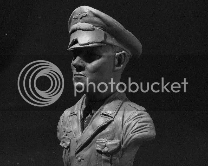 Rommel bust 1/5 R2-1