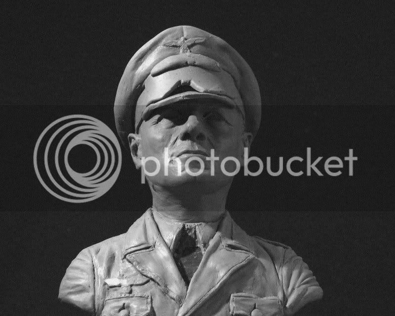 Rommel bust 1/5 R3-1