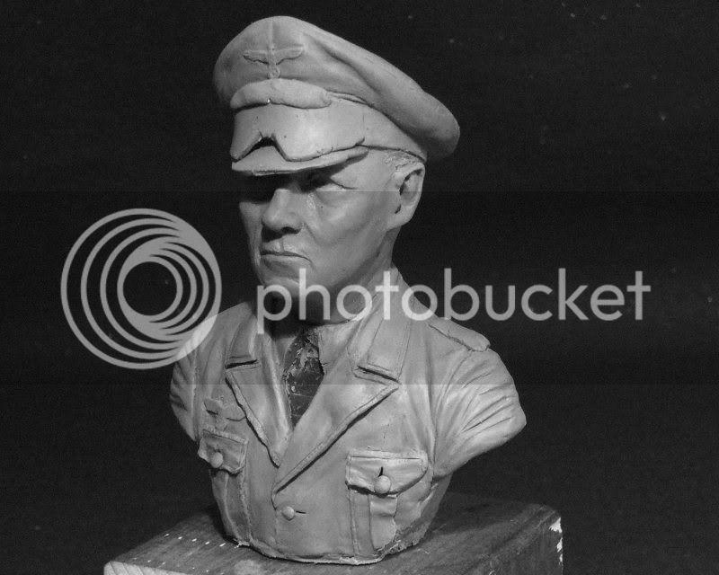 Rommel bust 1/5 R4-1