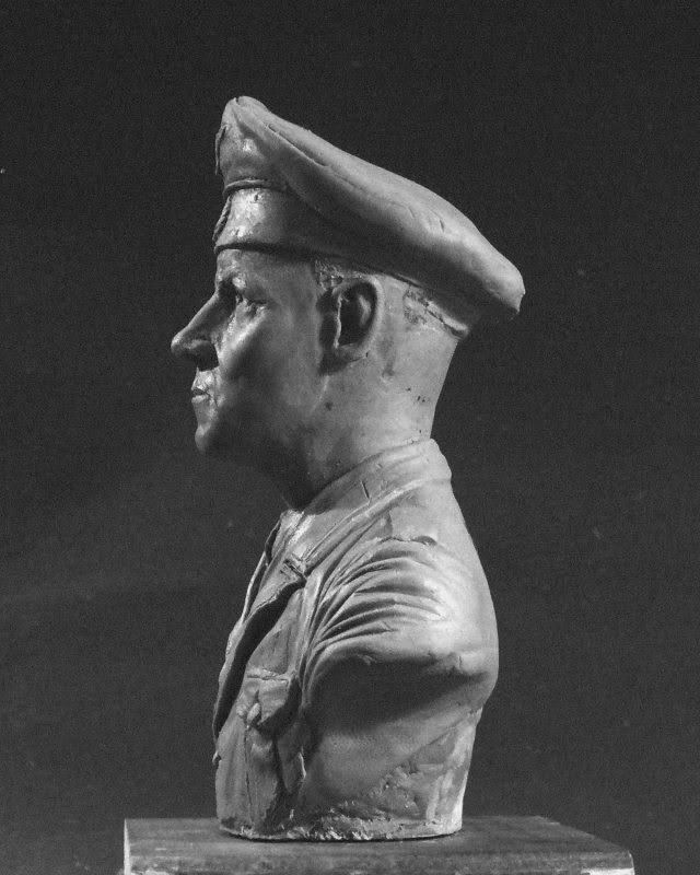 Rommel bust 1/5 R5-1