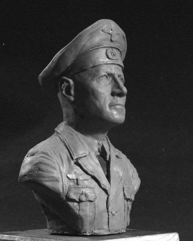 Rommel bust 1/5 R6