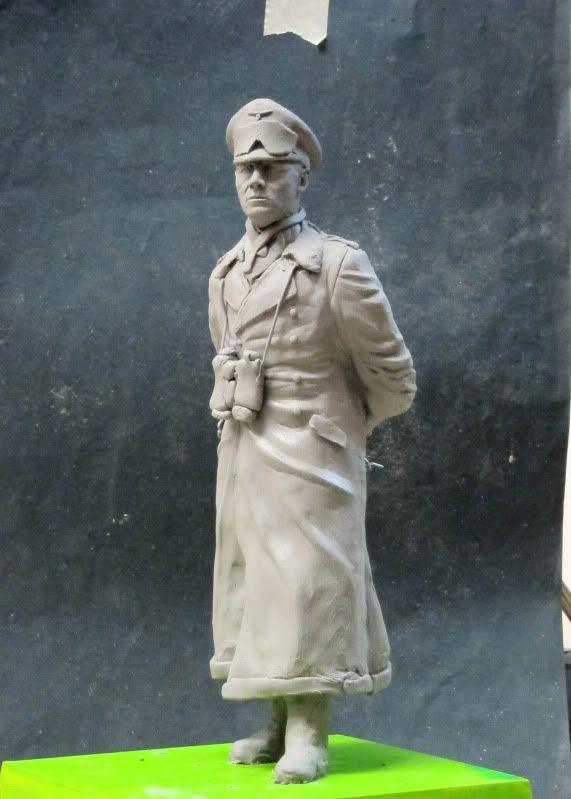 Rommel bust 1/5 V