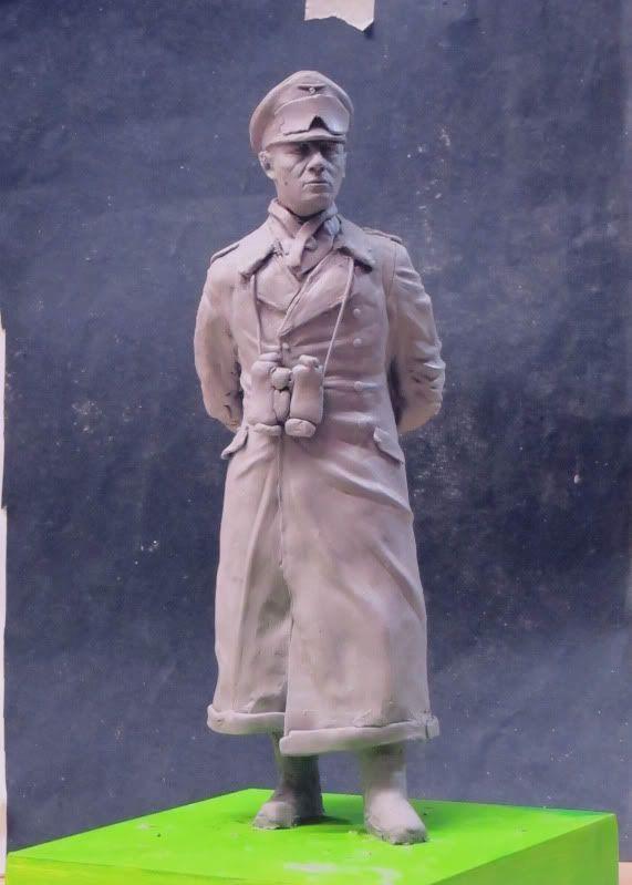 Rommel bust 1/5 W