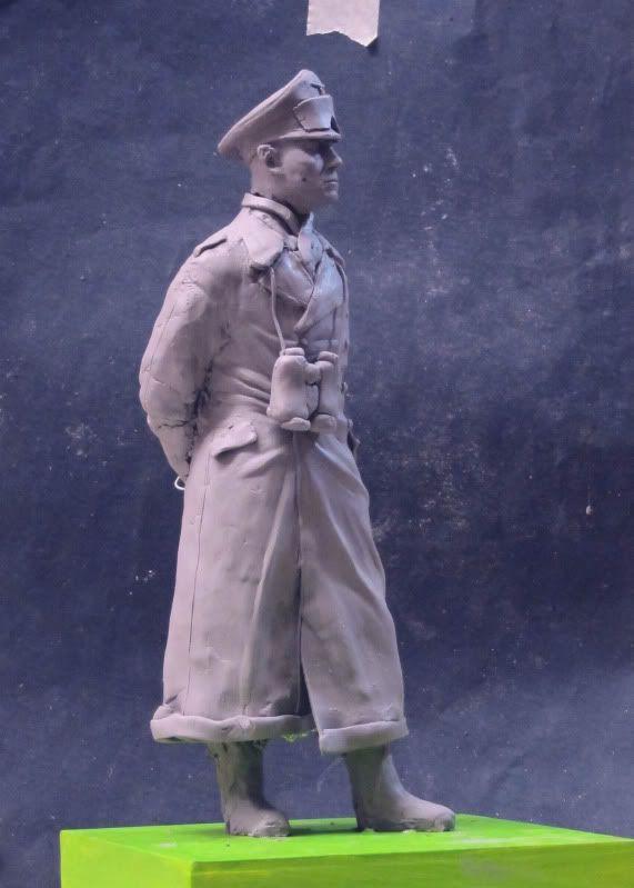 Rommel bust 1/5 Z