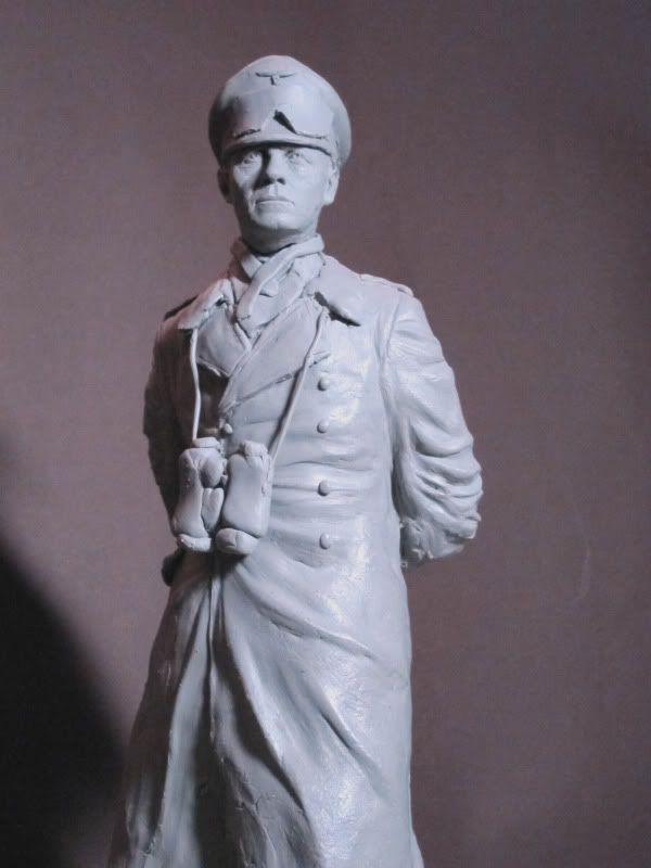 Rommel bust 1/5 Zs