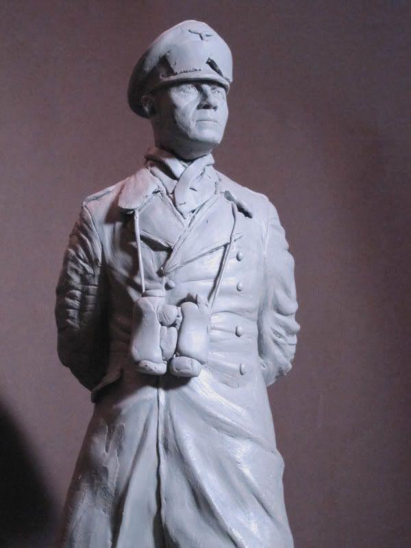 Rommel bust 1/5 Zwz