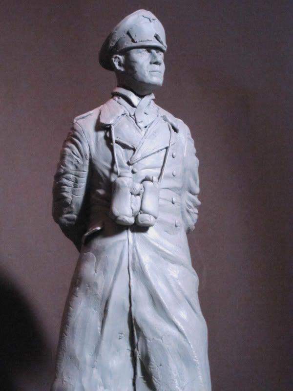 Rommel bust 1/5 Zx-1