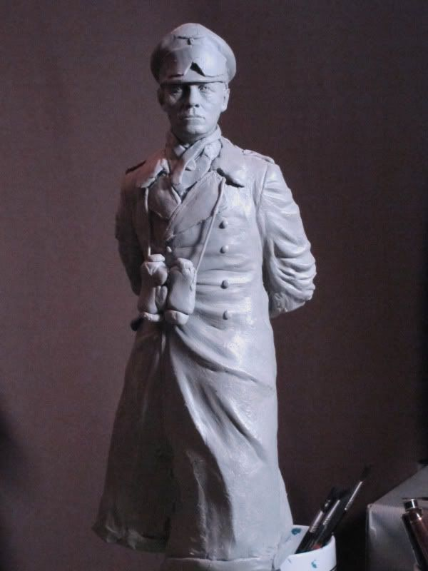 Rommel bust 1/5 Zy