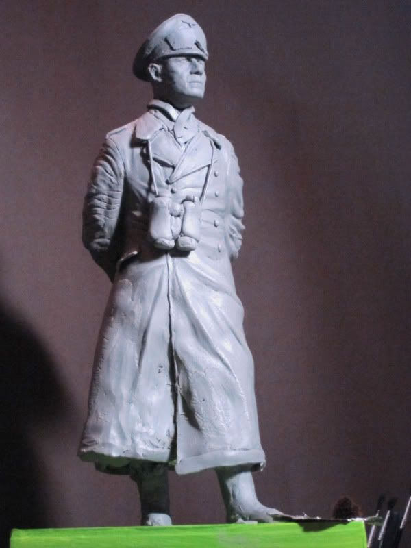 Rommel bust 1/5 Zzw
