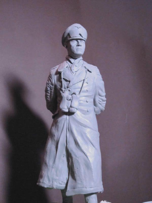 Rommel bust 1/5 Zzz-1