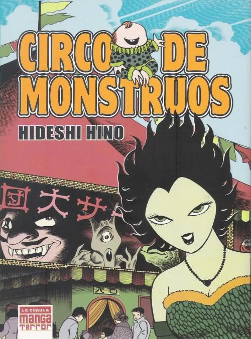 COLECCIÓN DEFINITIVA: GRANDES SAGAS MANGA [UL] [cbr] Circo_de_monstruos