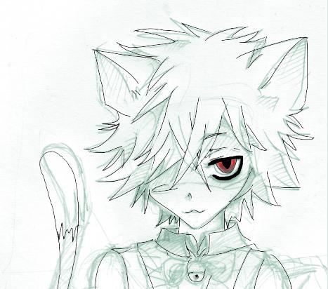 Cheshire Katz~ Felino~ Espia~ y Seductor~  Pandora_Hearts__Cheshire_Cat_by_daim0z_zpse7133fbe