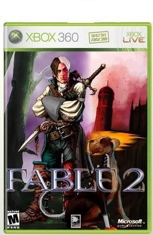 The video game anticipation thread Fable2