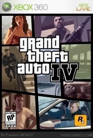 The video game anticipation thread Gta4