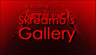 Skreamo's house of Nightmares :] GalleryWelcomeMat