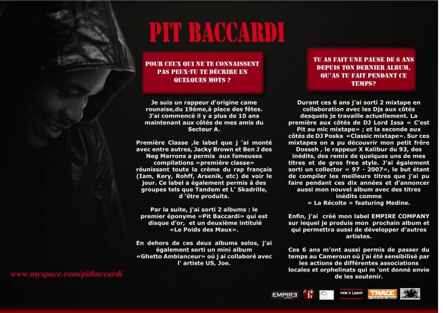 Nouveaux sons et interview de Pit Baccardi!!! Pit_baccardi