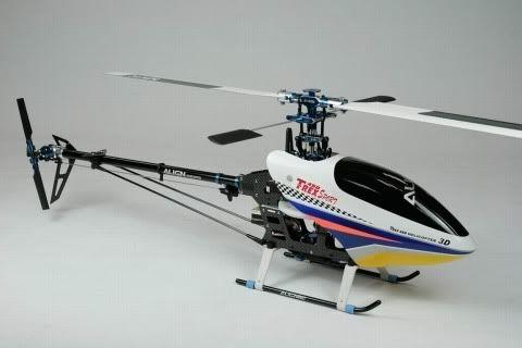 t-rex 450 v3 sport E