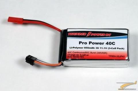 novas lipos thunder power 40c Fdfd