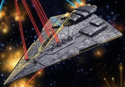 Drake Firestar Ardent-ClassFastFrigate