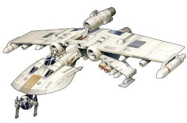 James Cutter BTL-S8K-WingStarfighter-1