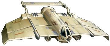 Drake Firestar CloakshapeStarfighter-1