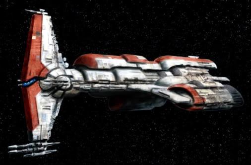 Drake Firestar Hammerhead-ClassCruiser-1