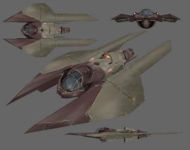 Drake Firestar M3-AScykFighter-1