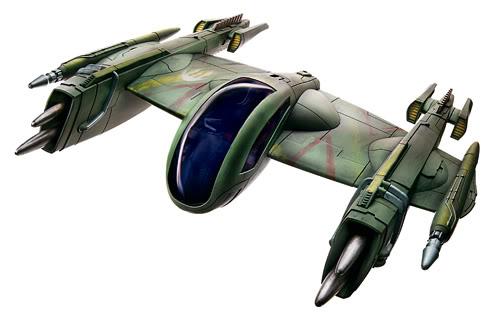 Drake Firestar Rouge-ClassStarfighter