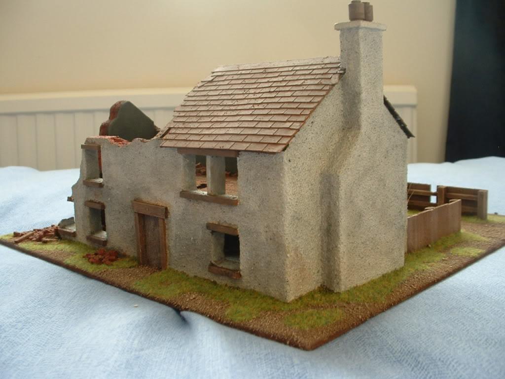 The building of Phil's farmhouse ruin DSCF0003