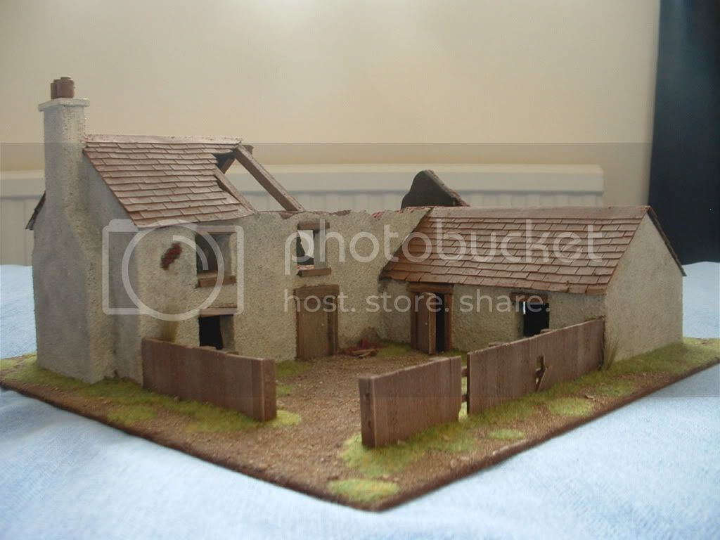 The building of Phil's farmhouse ruin DSCF0004
