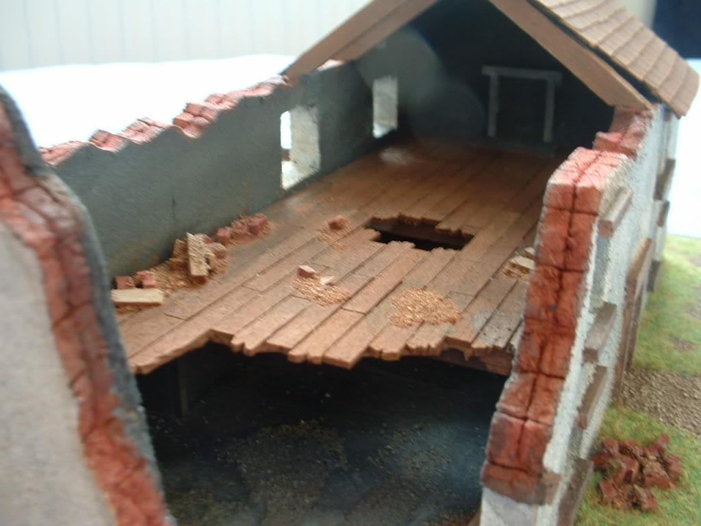 The building of Phil's farmhouse ruin DSCF0009