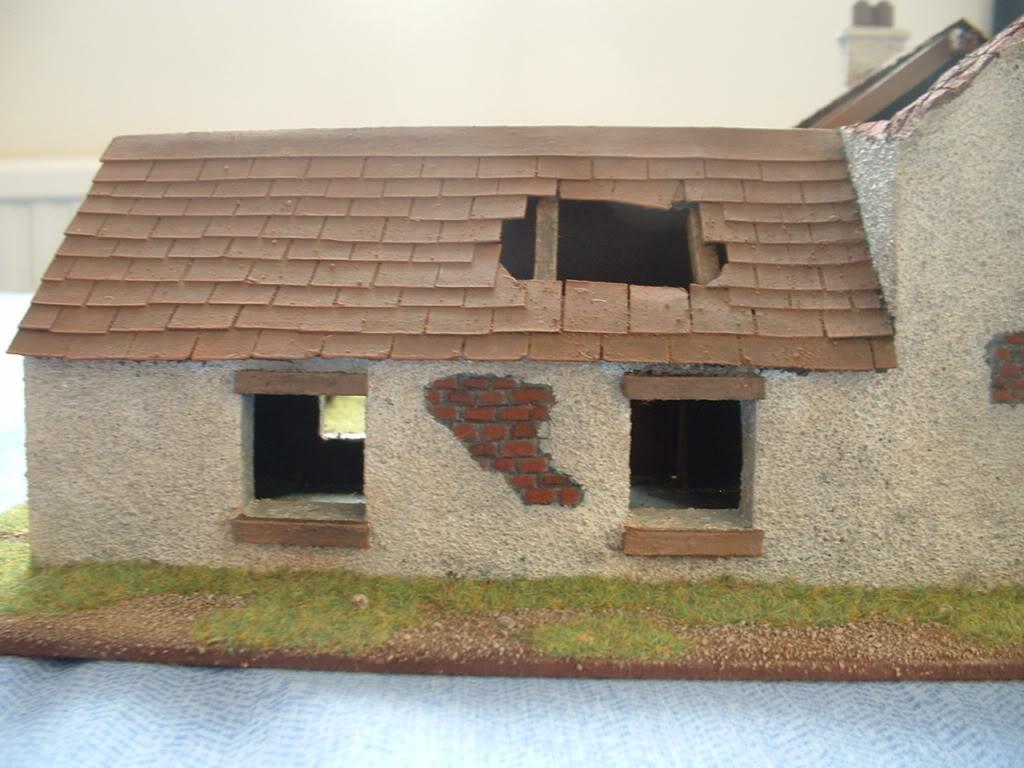 The building of Phil's farmhouse ruin DSCF0013