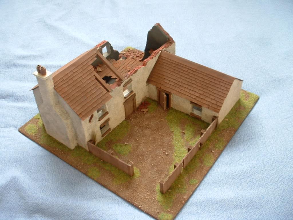 The building of Phil's farmhouse ruin DSCF0015